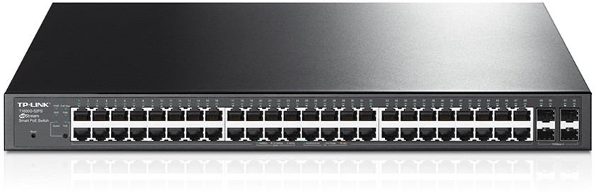 SWITCH TP-LINK T1600G-52PS (TL-SG2452P)