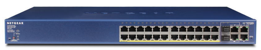 SWITCH NETGEAR FS728TP 2XSFP 4XGIGABIT POE