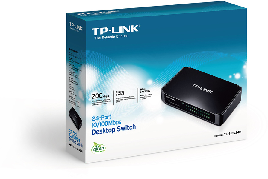 TECHNOLOGIA GREEN TP-LINK