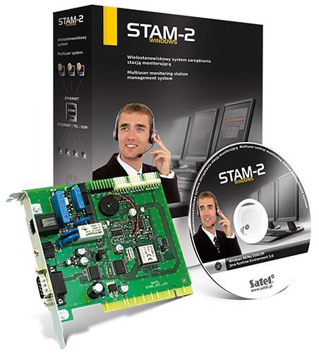 ZESTAW STAM-2 BT