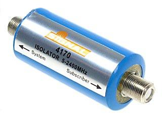 IZOLATOR GALWANICZNY SG-4170 5-2400 MHz