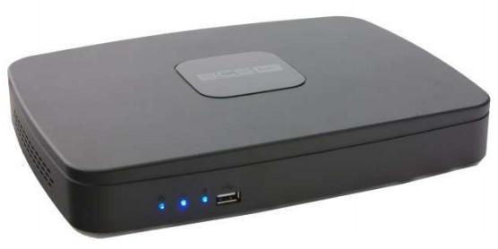 REJESTRATOR IP BCS-NVR0401-P 1080P POE
