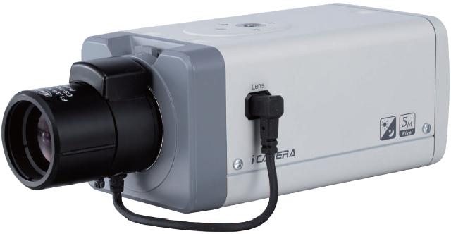KAMERA SIECIOWA IP BCS-TIP7500 5MP 8KL/S, 3MP 15 KL/S, 1080P 25KL/S H.264, DZIEŃ/NOC, POE
