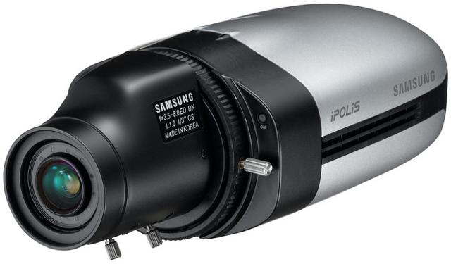 KAMERA SIECIOWA SAMSUNG SNB-7001P ONVIF, 3 MPIX, FULL HD H.264, MJPEG, FUNKCJA DZIEŃ/NOC