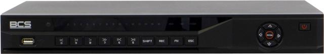 REJESTRATOR HDCVI  BCS-CVR08022M-II