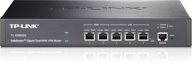 ROUTER TP-LINK VPN TL-ER6020