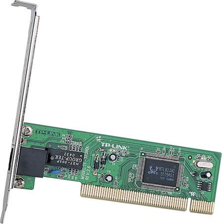 KARTA SIECIOWA PCI, 10/100MB/S TF-3239DL