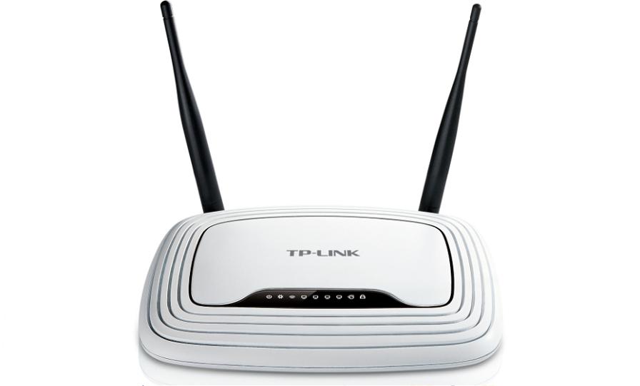 BEZPRZEWODOWY ROUTER TP-LINK TL-WR841N STANDARD 802.11n, TRANSMISJA DO 300Mbps!