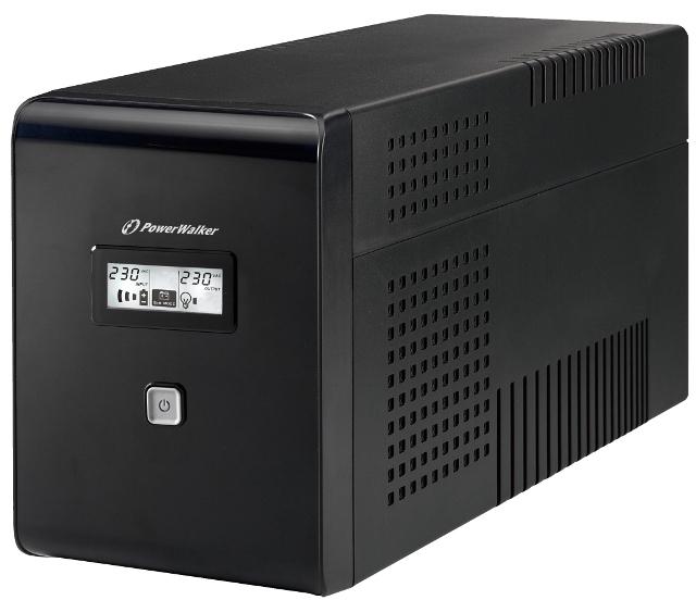 UPS POWER WALKER VI  1500 LCD 1500VA