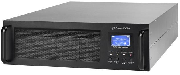 UPS ON-LINE POWER WALKER VFI 10000R LCD 1000VA, 8000W