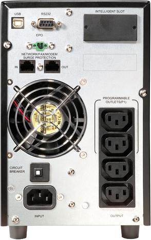 UPS POWER WALKER  VFI 1500 LCD