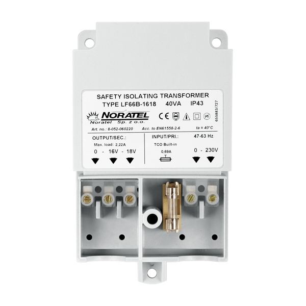 Transformator TR 40 VA 9878