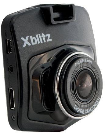 Dokładny opis funkcji rejestratora Xblitz Limited
