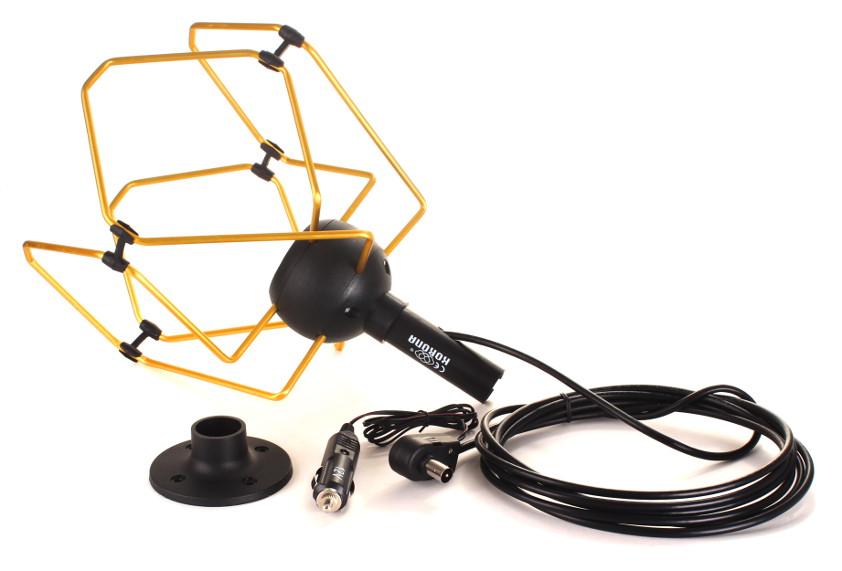 Antena Samochodowa  Korona Mobil 12V