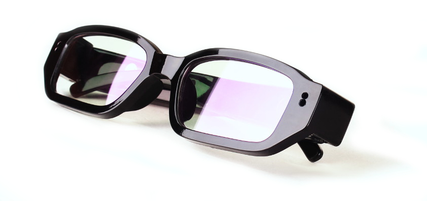 TE-663 okulary  Mini kamera FULLHD 1080P