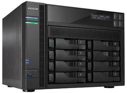 Sieciowy serwer plików NAS  Asustor AS6208T