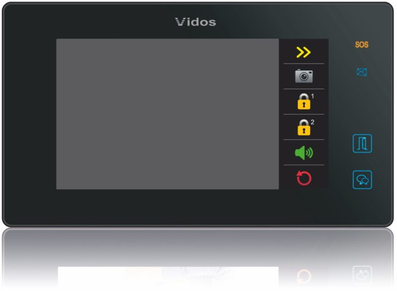 Monitor Wideodomofonu  VIDOS DUO M1021B