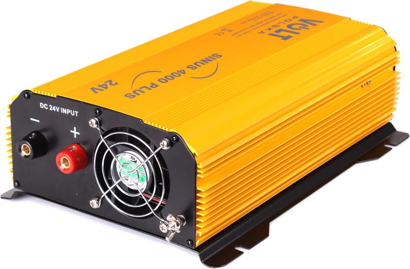 Przetwornica SINUS PLUS 4000 24V / 230V 2000/4000W