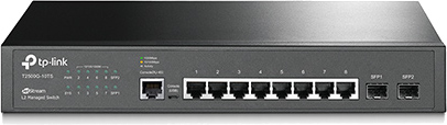 Switch tp-link <br />t2500g-10ts