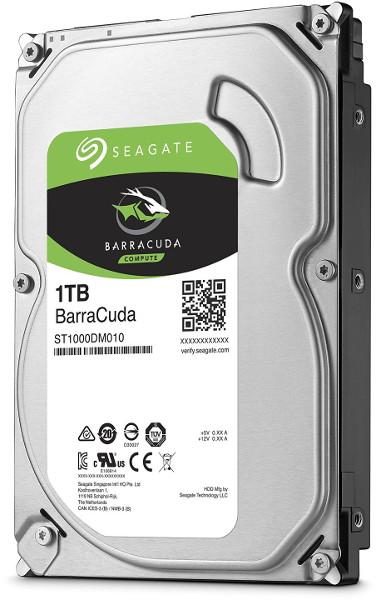DYSK SEAGATE BarraCuda ST1000DM010 1TB