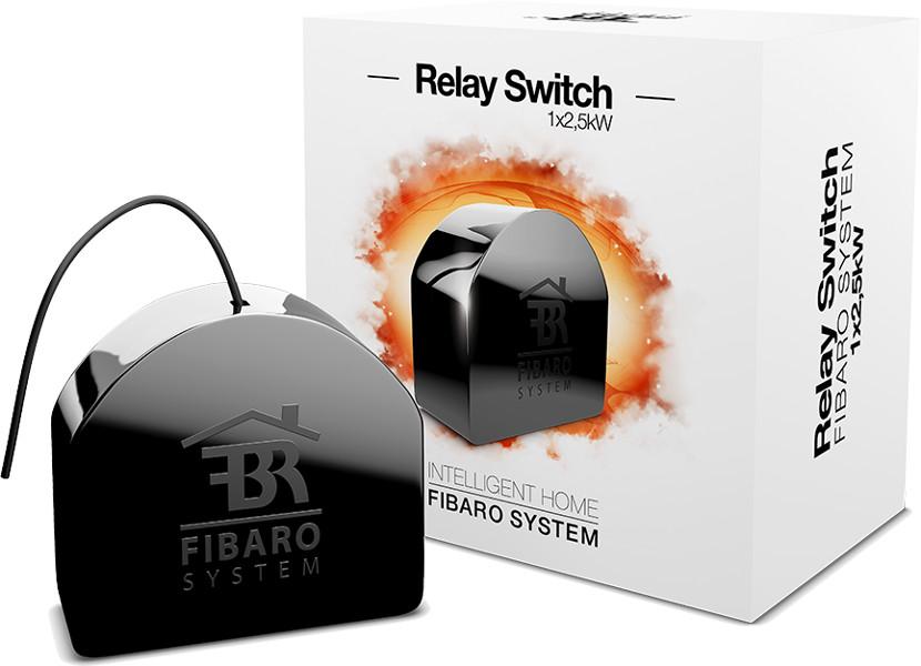 FIBARO Relay Switch ( Włącznik ) 1x3kW FGS-212