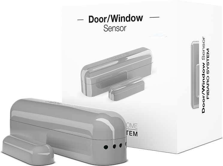 Fibaro door/window sensor  FGK-102 ( srebrny )