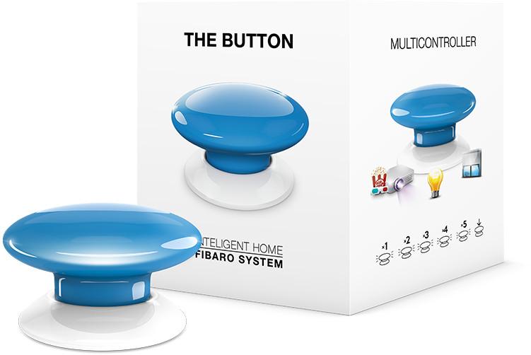 FIBARO The Button  FGPB-101-6 ( Przycisk niebieski )