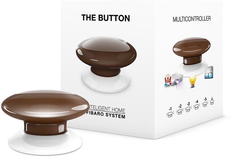 FIBARO The Button  FGPB-101-7 ( brązowy )