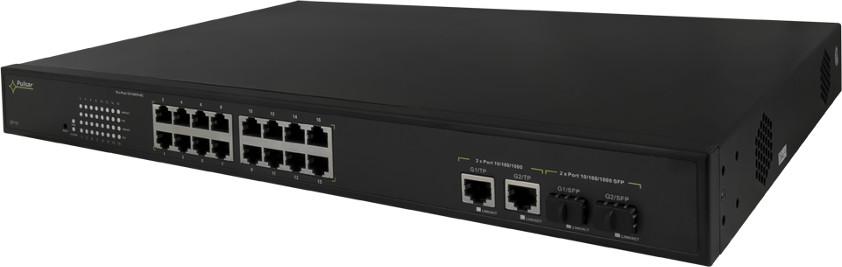 Switch POE PULSAR SF116