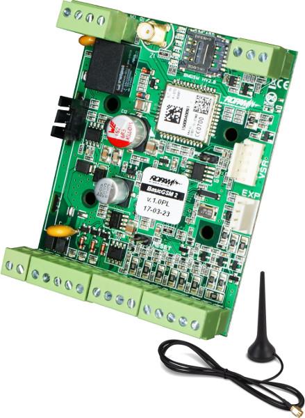 zestaw moduł + antena ropam basicgsm-mag 2 14152