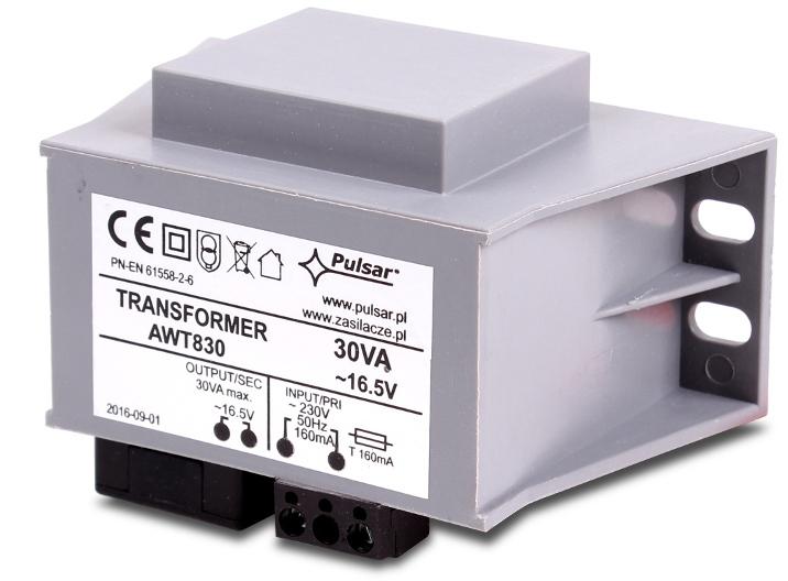 Transformator ROPAM TRANS-30VA/16.5V 14195