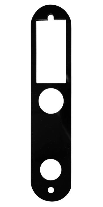 PODKŁADKA EURA ELW-05B9 ułatwiająca montaż szyldu zamka ELH-40B9
