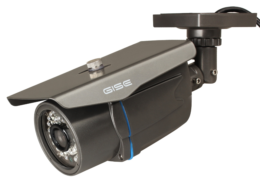 4x KAMERA GISE 4W1 GS-CM4-30IR-V 720P 14613