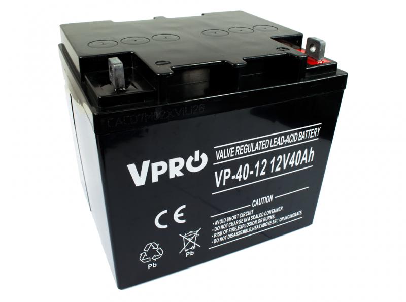 akumulator agm 40ah 14858