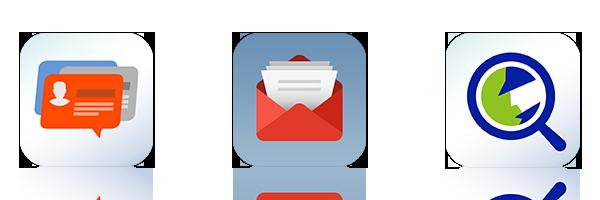 Sprawniejsze procesy komunikacyjne dzięki scentralizowanemu zarządzaniu pocztą elektroniczną i kontaktami