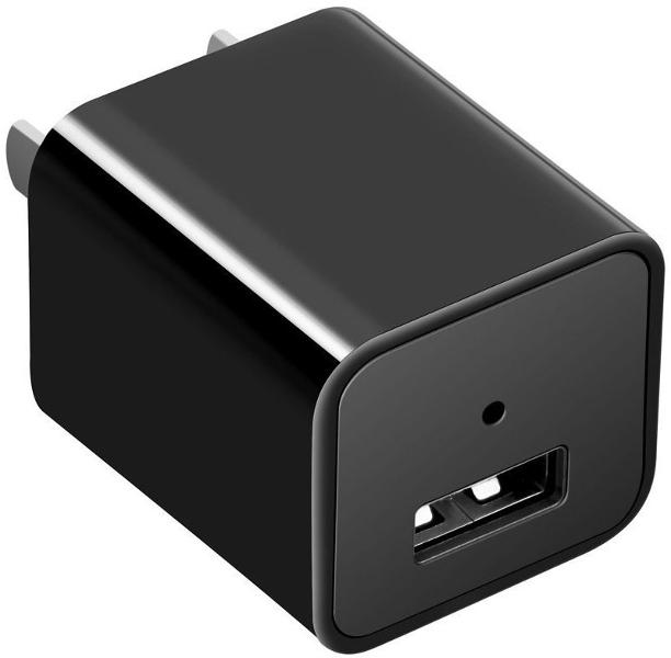 mini kamera zasilacz usb detekcja ruchu 16gb 15089