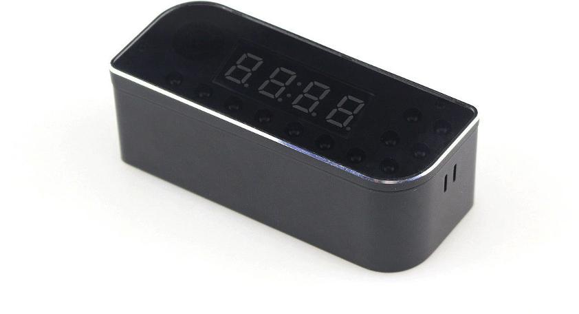 mini kamera budzik zegar ip wifi hd p2p ir 15090