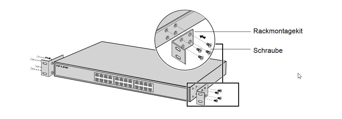 VATS switch-tp-link-t2600g-18ts