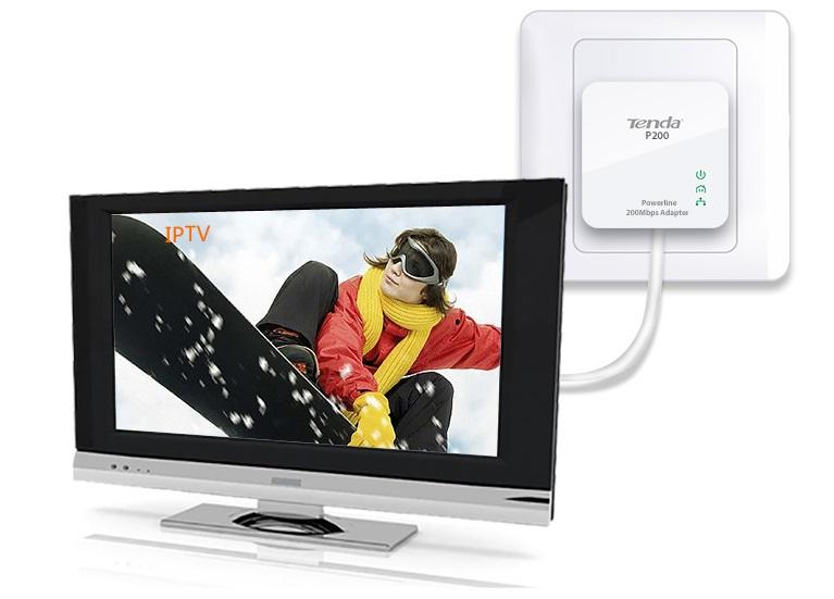 QoS przy odtwarzaniu multimediów w jakości HD