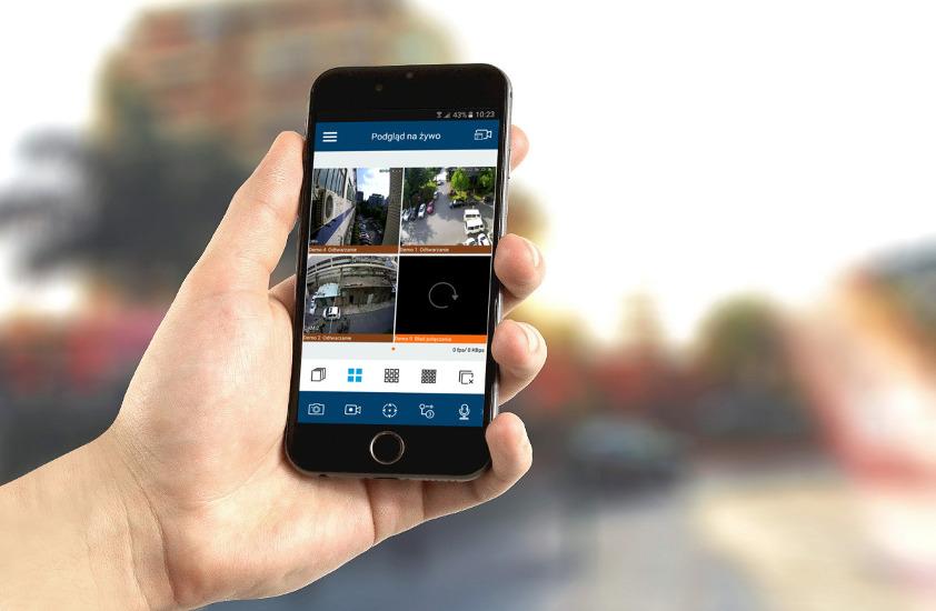 Podgląd mobilny