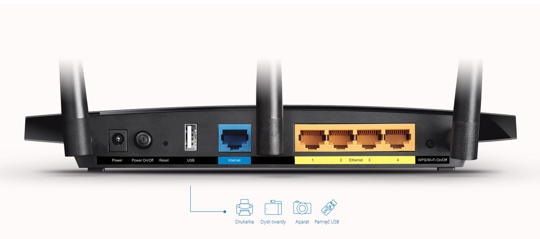 Uniwersalny port USB