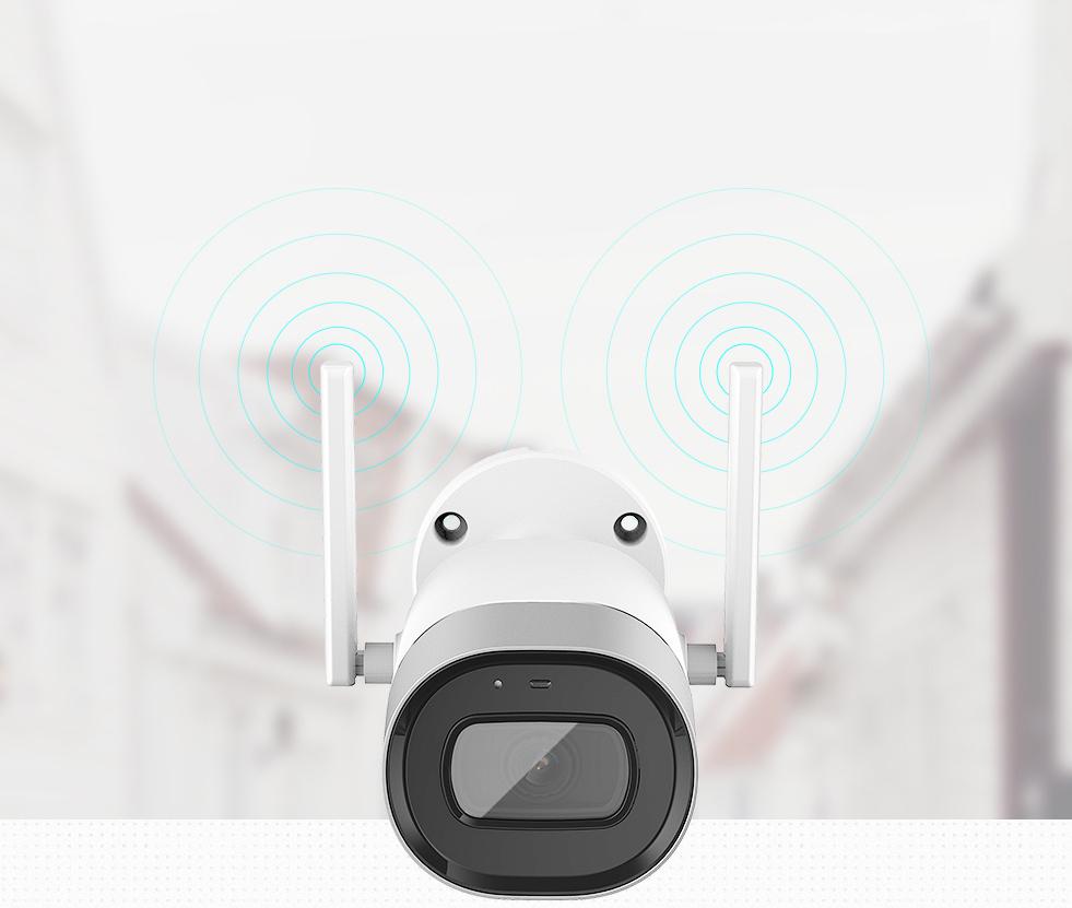 Wbudowane Wi-Fi