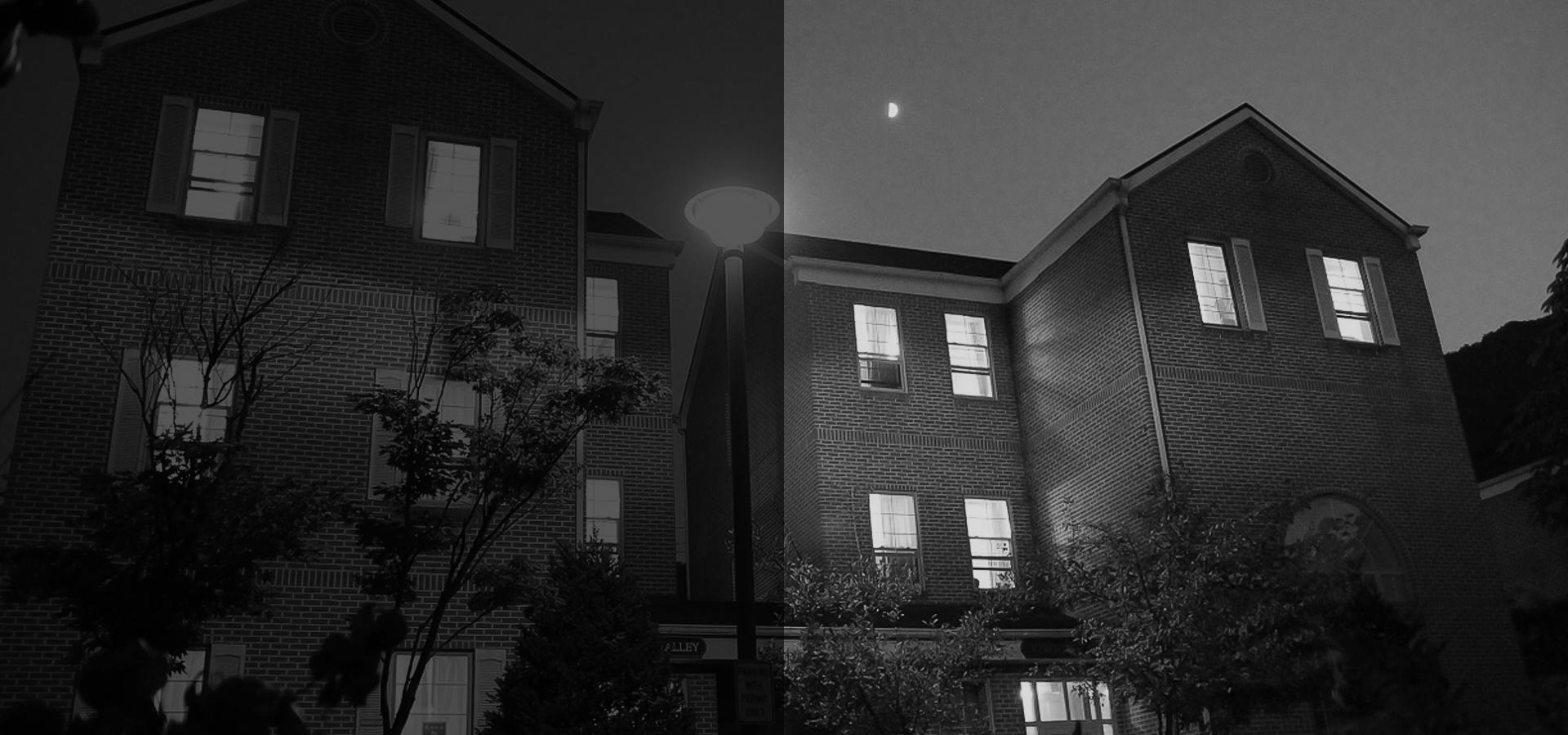 Doskonała widoczność w nocy