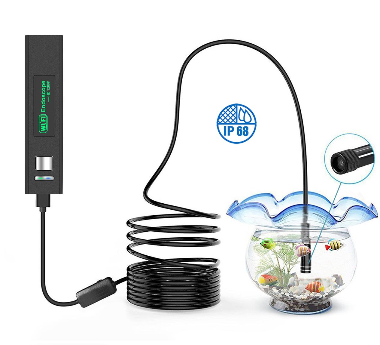 Wodoszczelność IP68