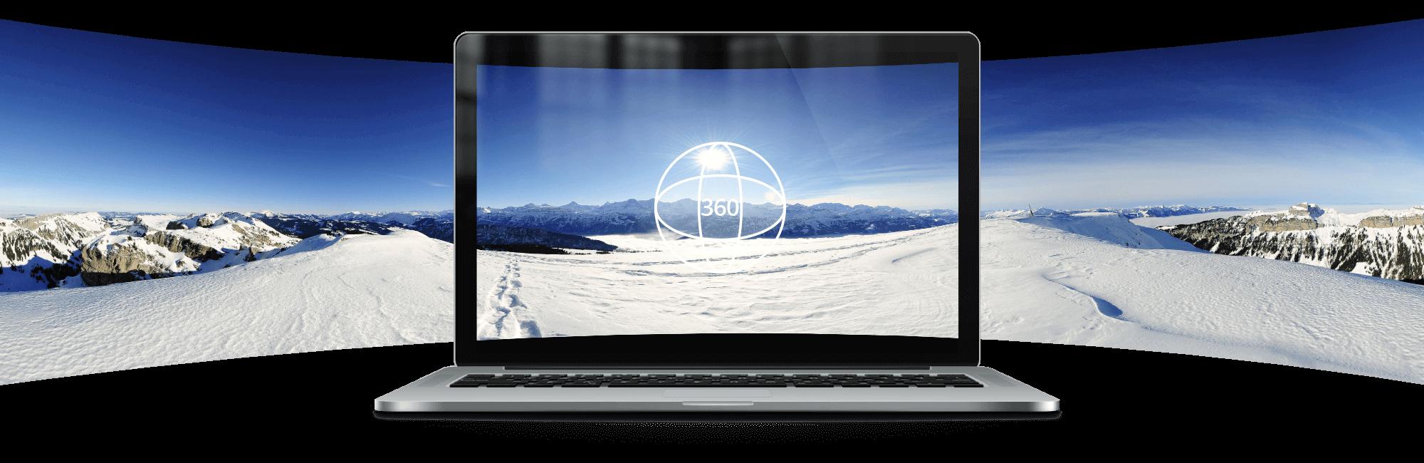 Zdjęcia/wideo w trybie panoramy 360 stopni