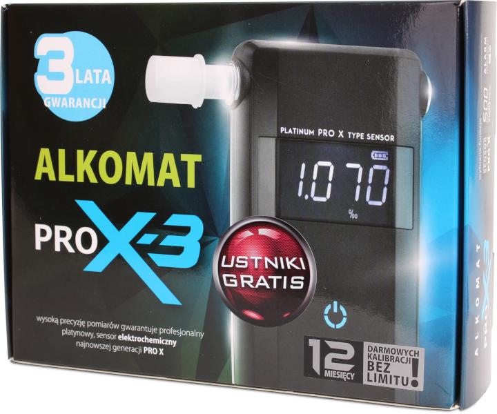 VATS alkomat-alcofind-pro-x-3-ustniki-12mc-kalibracji