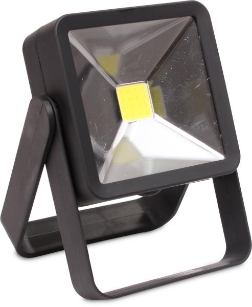 Lampa robocza mini naświetlacz LED COB 4xAAA DPM SP0204 DPM