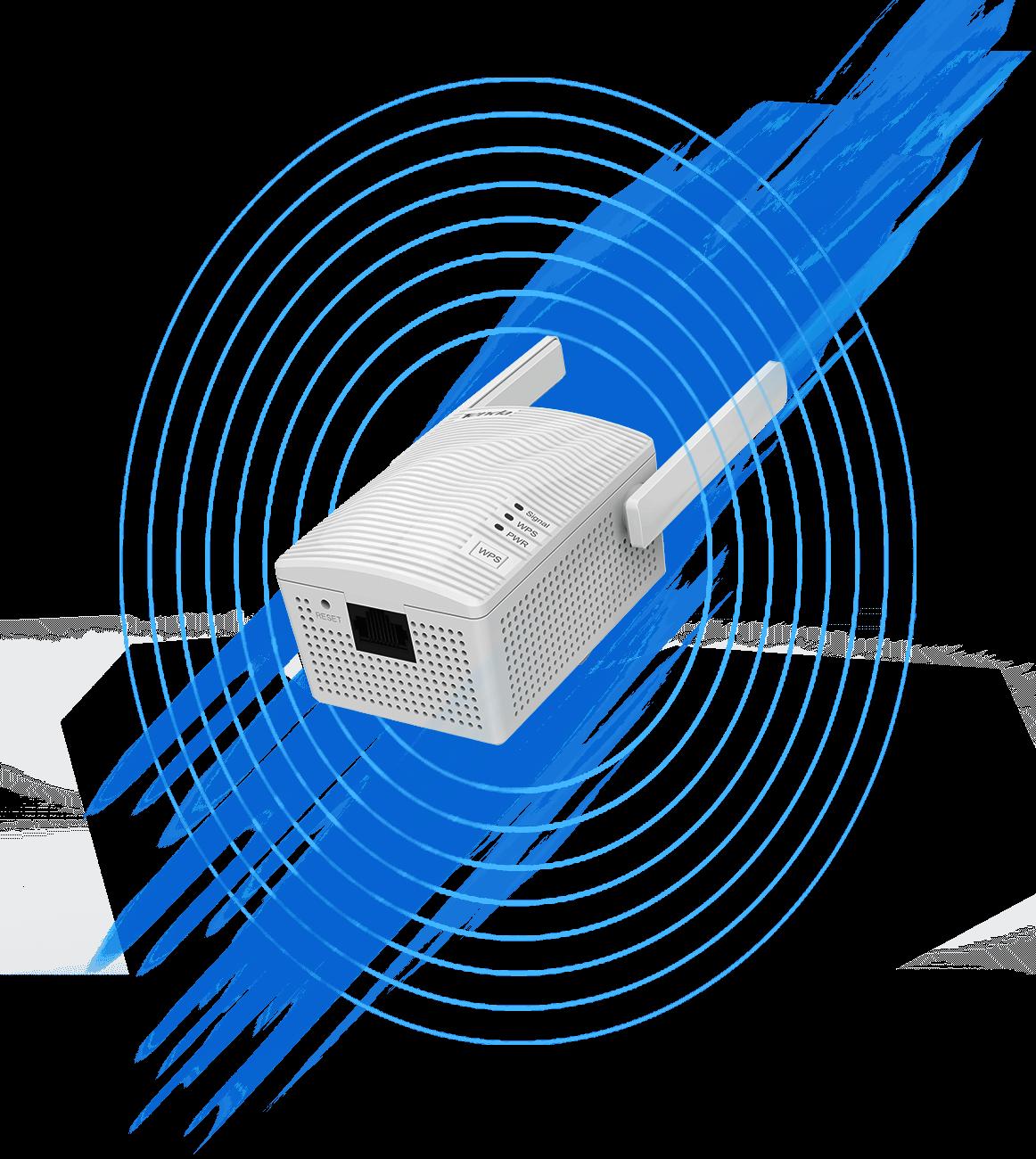 Większy zasięg WiFi i automatyczne przełączanie między dwoma pasmami