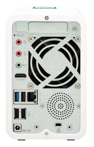 Konsolidacja powiadomień i większe bezpieczeństwo serwera NAS