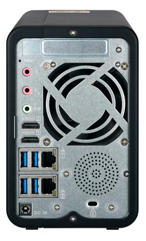 PCIe dla poszerzenia możliwości serwera NAS